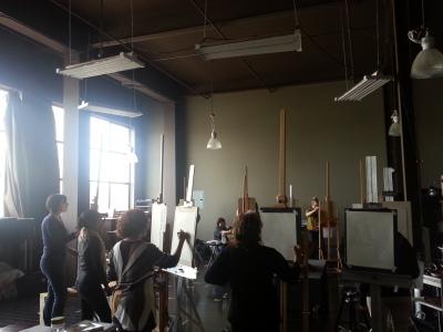 studio faq lighting wall color and casts blog sadie valeri