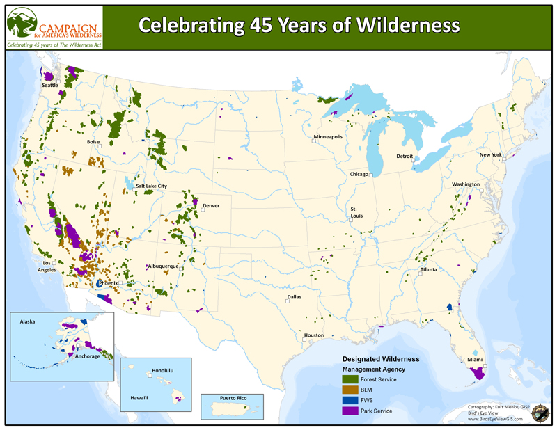 campaign for americas wilderness