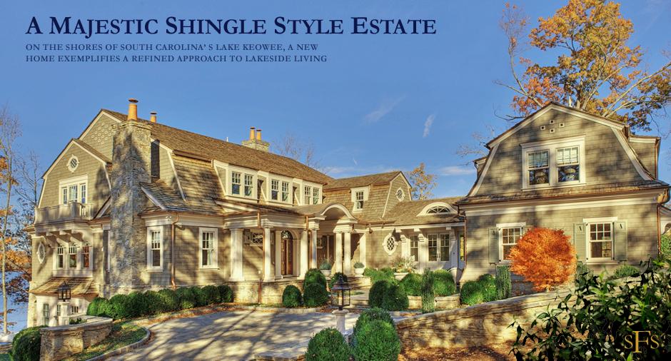 Stephen Fuller Designs - Shingle Style