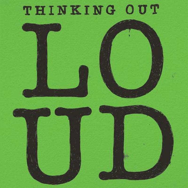 Lirik Lagu Ed Sheeran - Thinking Out Loud
