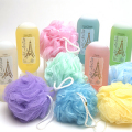 loofah bath showel gel jill jordan fragrant