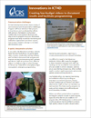Creating Low-Budget Videos to Document Results and Facilitate Programming