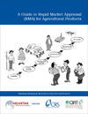 A Guide to Rapid Market Appraisal (RMA) for Agricultural Products