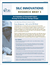 An Evaluation of Household Impact Among Fee-for-Service Savings Groups