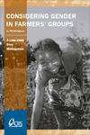 Considering Gender in Farmers Groups: A Case Study From Madagascar