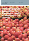 Branding Agricultural Commodities: The Development Case for Adding Value Through Branding