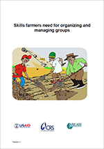 Skills Farmers Need for Organizing and Managing Groups