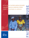 Effects of Faithfulness-Focused Curriculum on Couples From Three Countries in Africa