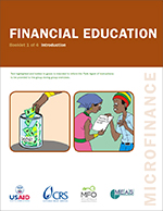 Financial Education curriculum
