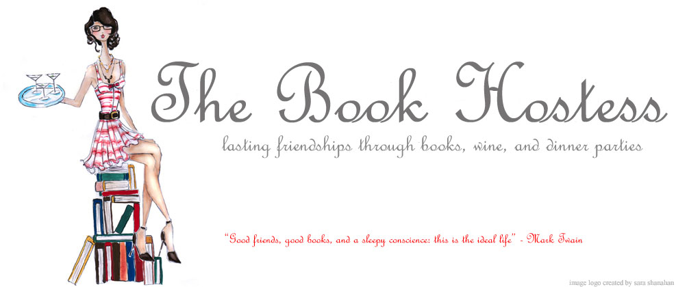 THE BOOK HOSTESS