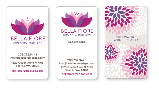 Anne bryant graphic design illustration business cards business and appointment cards colourmoves