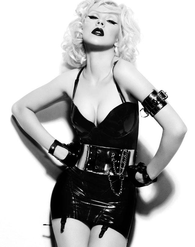 Aguilera you lost me