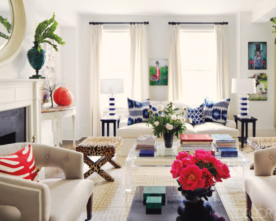Claiborne Swanson Franks Awesome NY Living Room