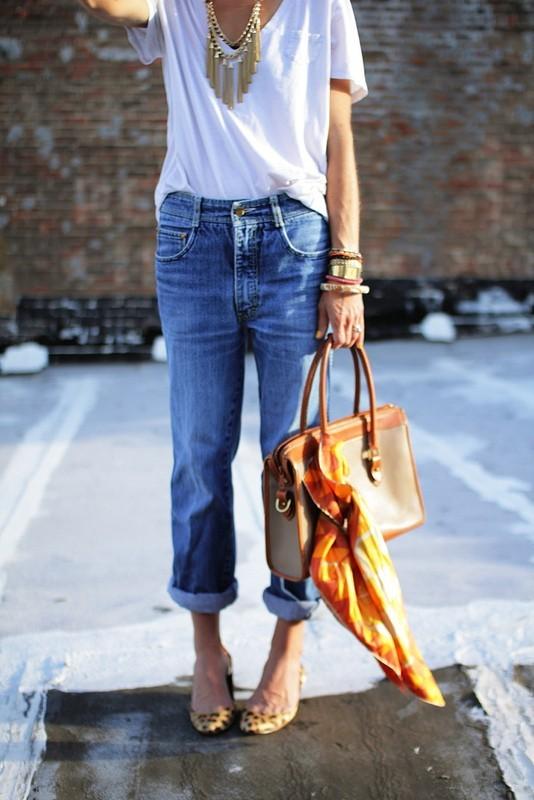 Boyfriend Jeans Style Edition Blog Style Edition