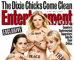 Dixie Chicks On Bush