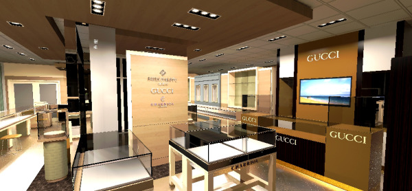 New jewelry store project underway - HOME - Balaity Property Enhancement