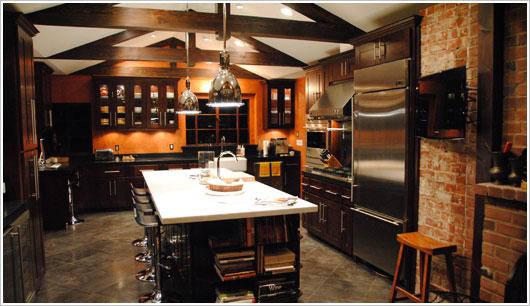 Kitchen Cabinets Wholesale - Chestnut Shaker