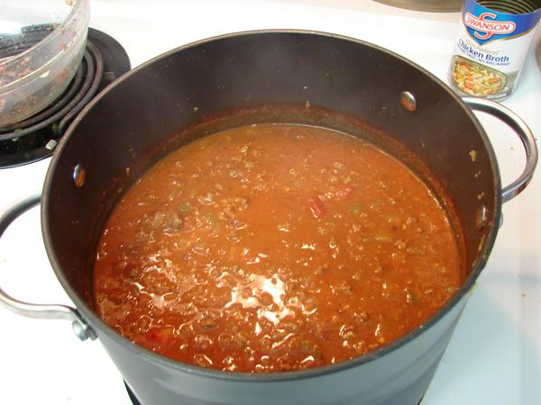 Colin Sato Acura Discussion Cooking Copycat Zippy S Chili
