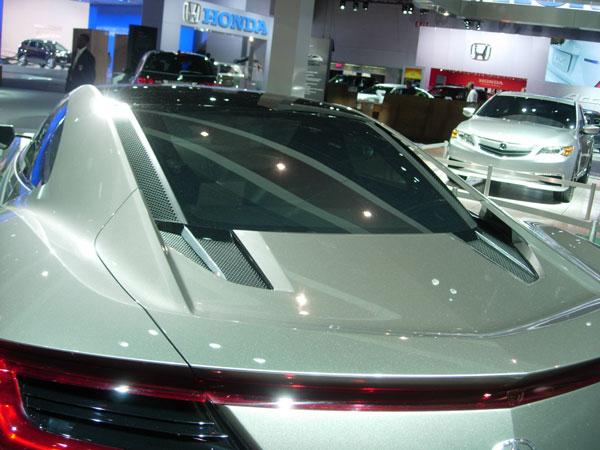 Colin Sato: Acura Discussion - Acura News - Acura Reveals 3 Cars at on