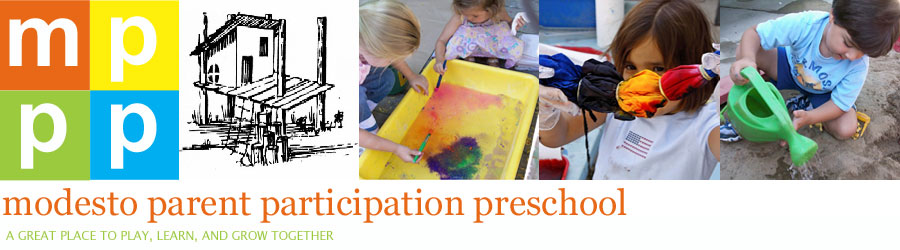 modesto parent participation preschool