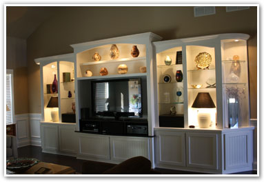 Home - Custom Built-ins, Carpentry & Cabinetry in the Atlanta Area