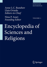 Judaism section of Encyclopedia of Sciences and Religions (2013)