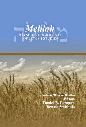Melilah vol.10 (2013)