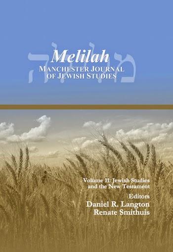 Melilah vol.11 (2014)