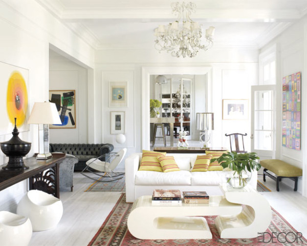 Christine Fife Interiors Design With Two Non Matching Sofas