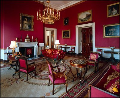 The Best 100+ The White House Interiors Image Collections ...