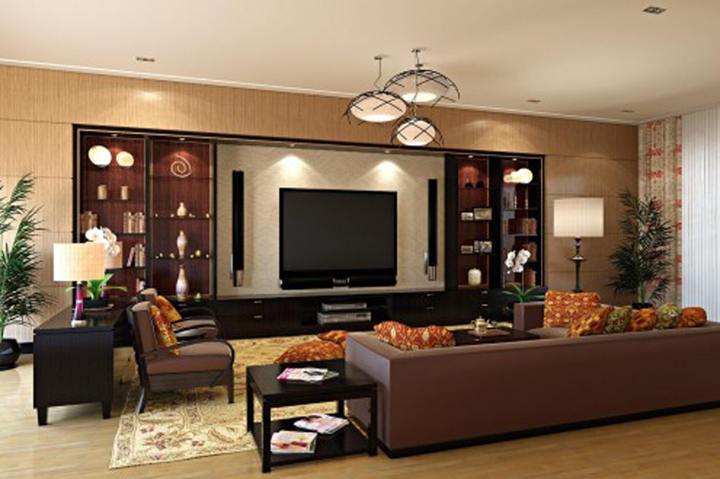 Entertainment Center Designs Plans