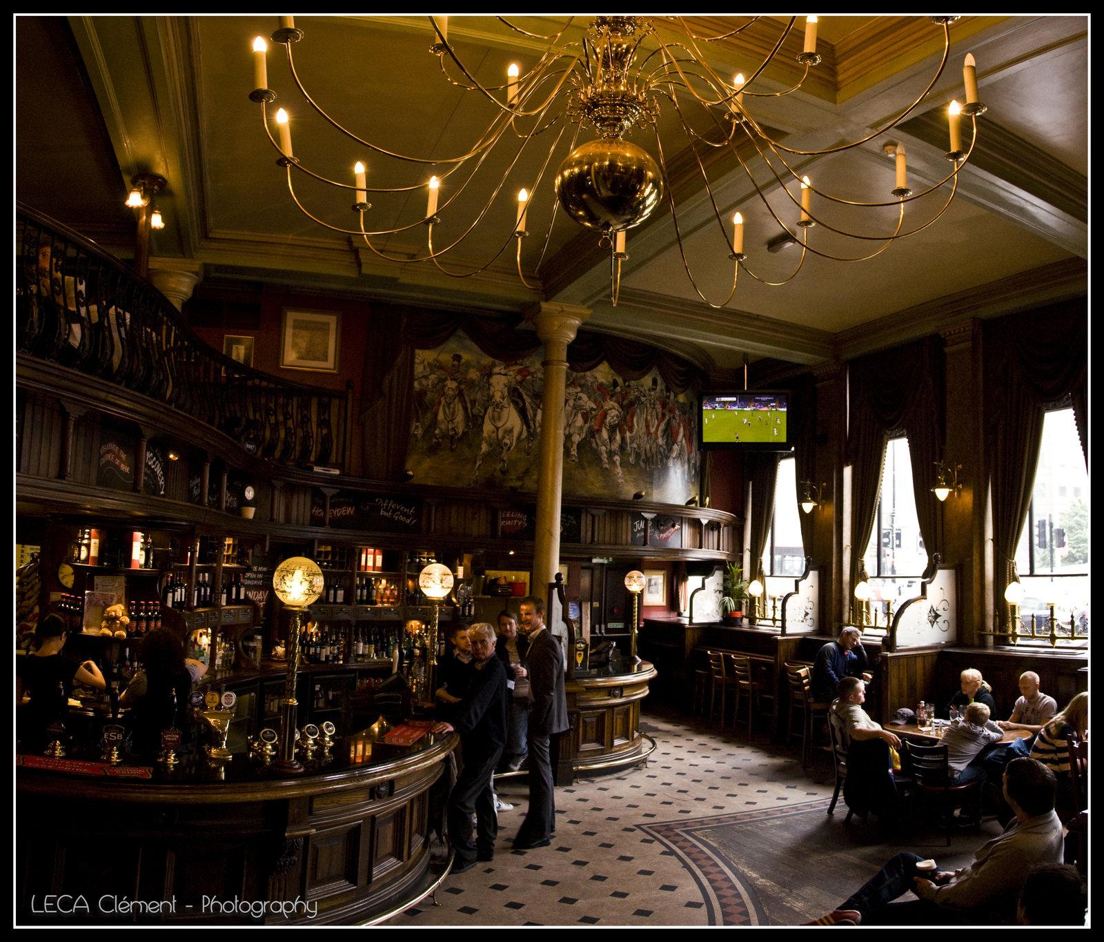 Christine fife interiors design with christine the for Interior designs for pubs