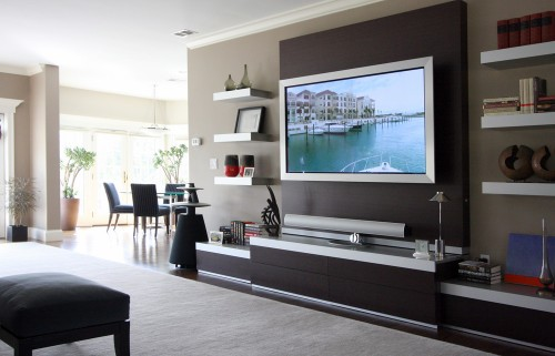 Living Room With Tv As Focal Point christine fife interiors - design with christine
