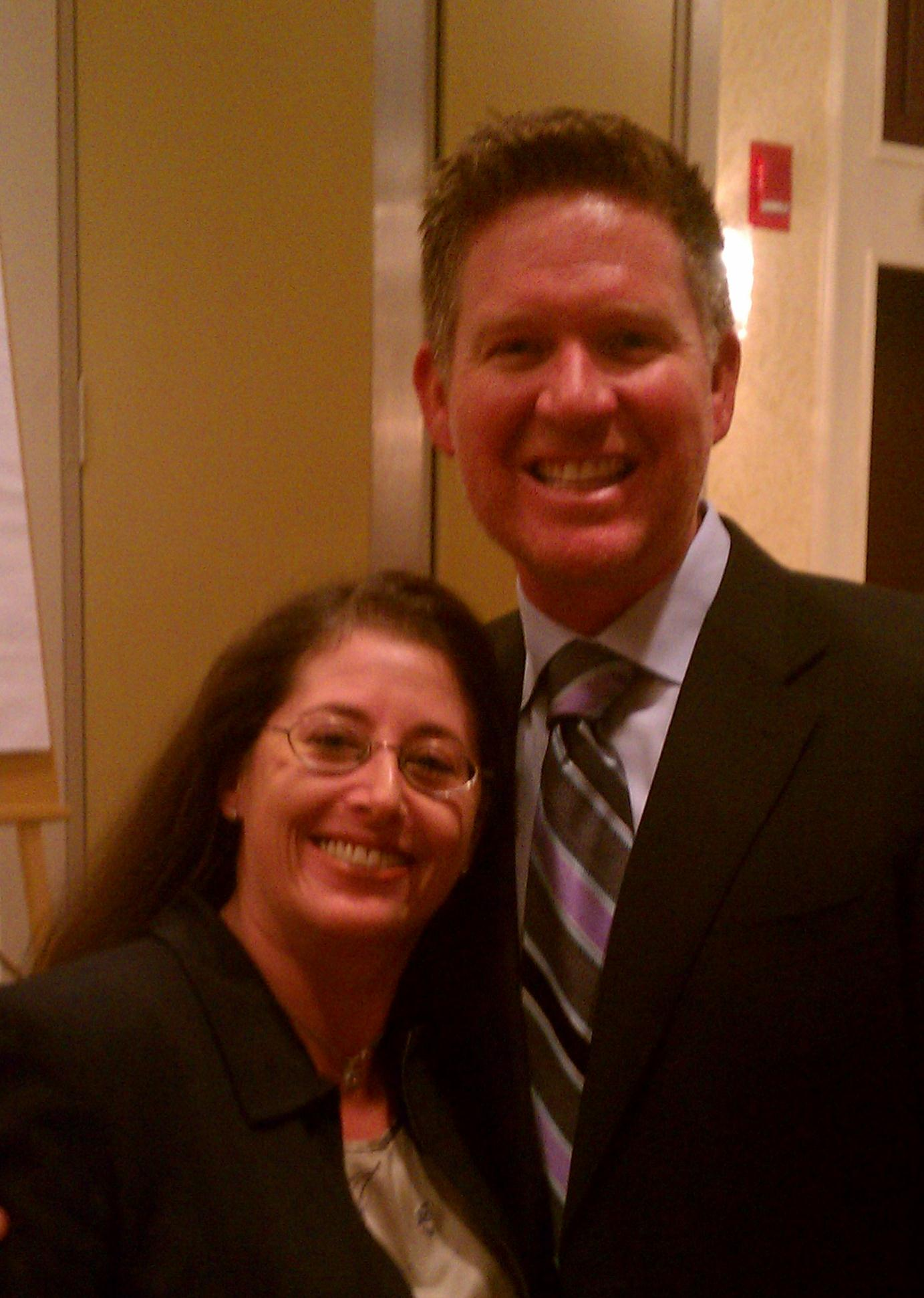 Tom Ferry and Judy Szablak- Top Real Estate Trainer and Top