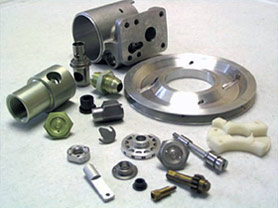 Precision CNC Machining Stock