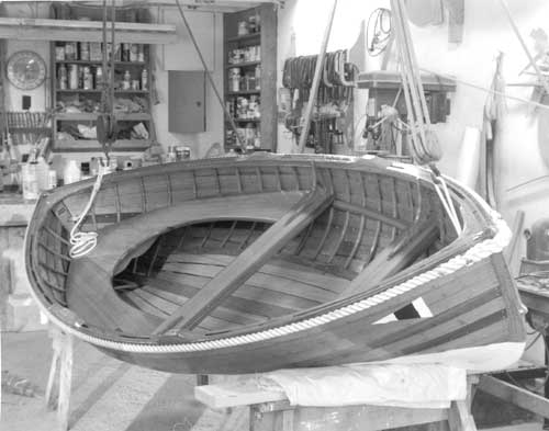 Gartside Boats - Custom Boatbuilding - 10 ft Double-ended ...
