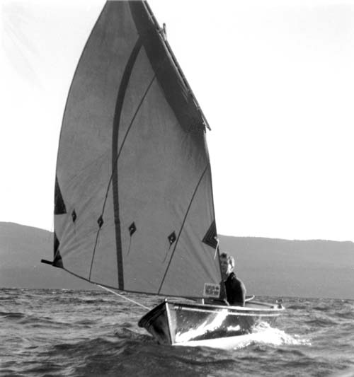 Gartside Boats - Custom Boatbuilding - 16 ft Open Water ...