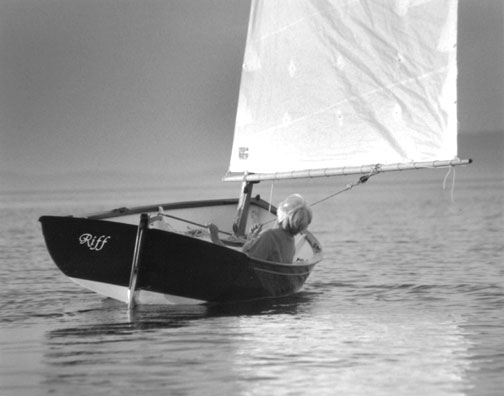 Clinker sailing boat plans | Avelarian