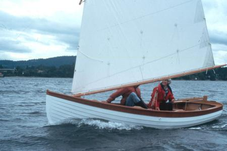 Gartside Boats Custom Boatbuilding 14 Ft Lapstrake