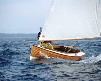 Gartside Boats - Custom Boatbuilding - Yaquina Bay One ...