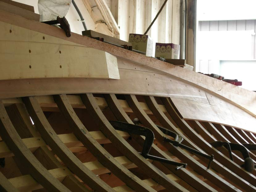 Gartside Boats - Custom Boatbuilding - 24 ft Cutter Design ...