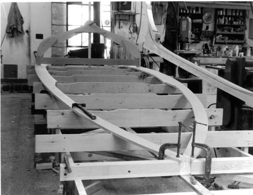 Gartside Boats - Custom Boatbuilding - 22 Foot Steam ...