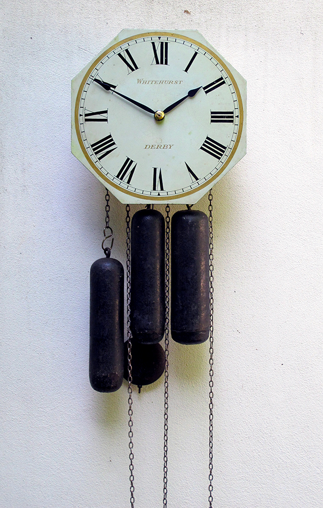 Edward Burd Clocks Sold Whitehurst Derby C 1840
