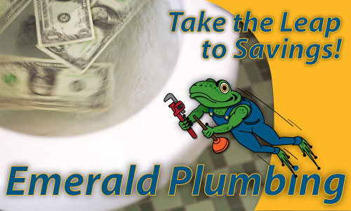 Drain Cleaning Services - Emerald Plumbing Co.