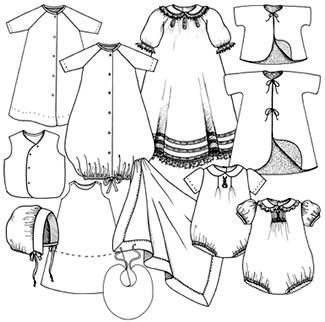 Less Is More When It Comes to Choosing Baby's Layette