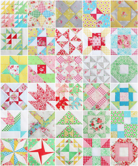 Farmer's Wife Quilt Along Midway Mosaic - Pretty by Hand - : the farmers wife quilt - Adamdwight.com