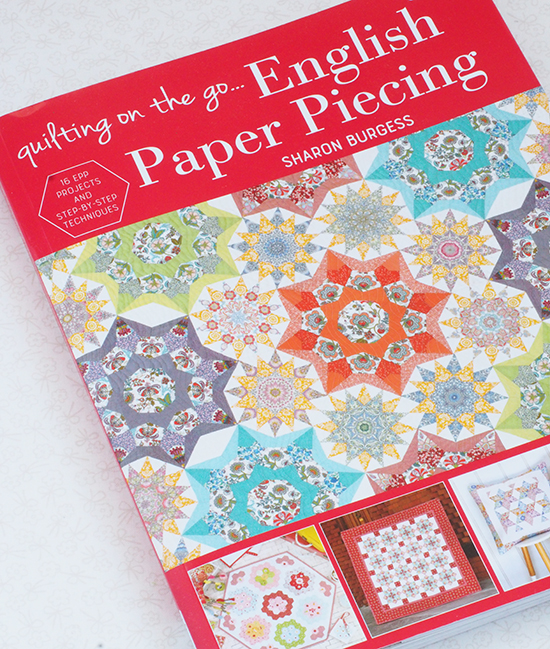 Quilting On The Go Epp Book Tour Pretty By Hand