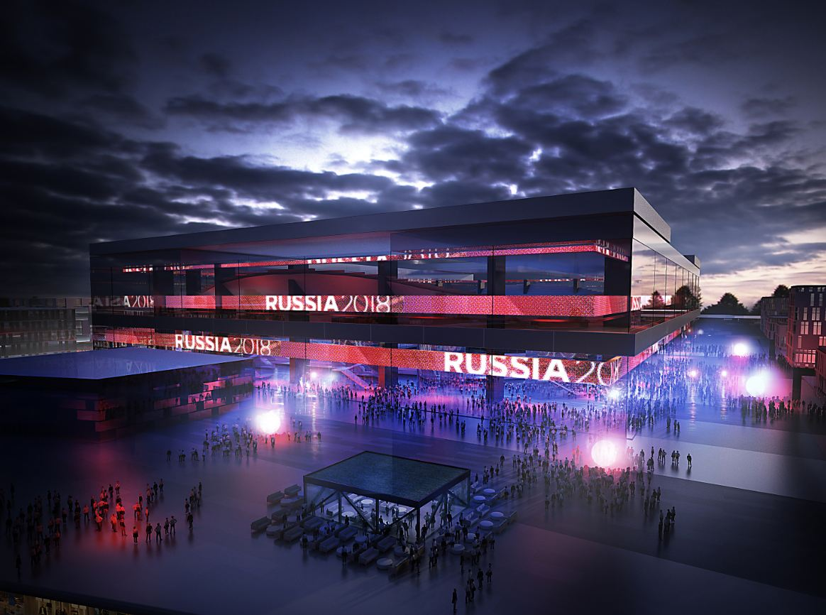 By the 2018 World Cup in Kaliningrad to the stadium will be built three bridges 75