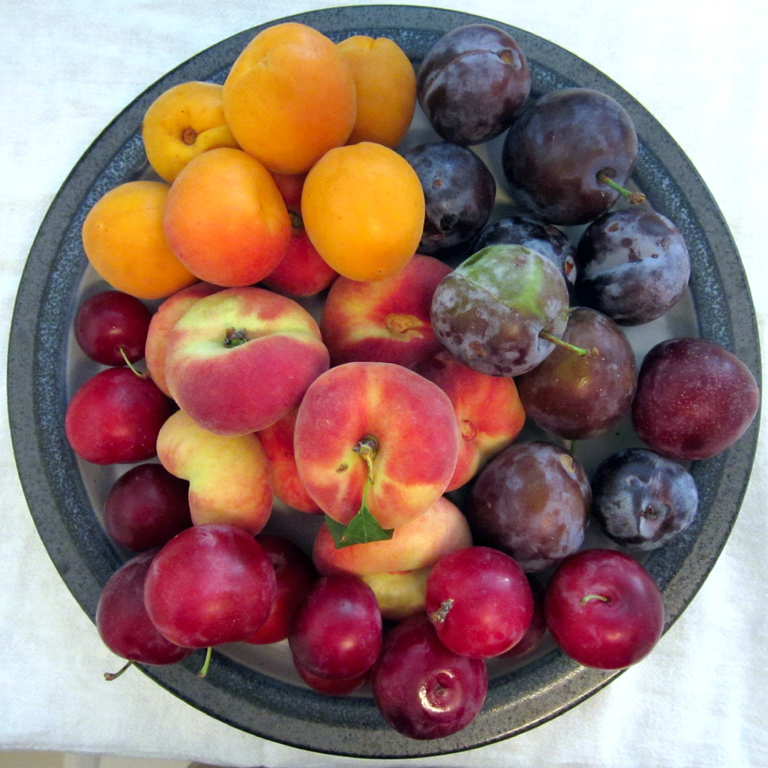 AJ in the Kitchen - Food and Wine Journal - Stone Fruit ...