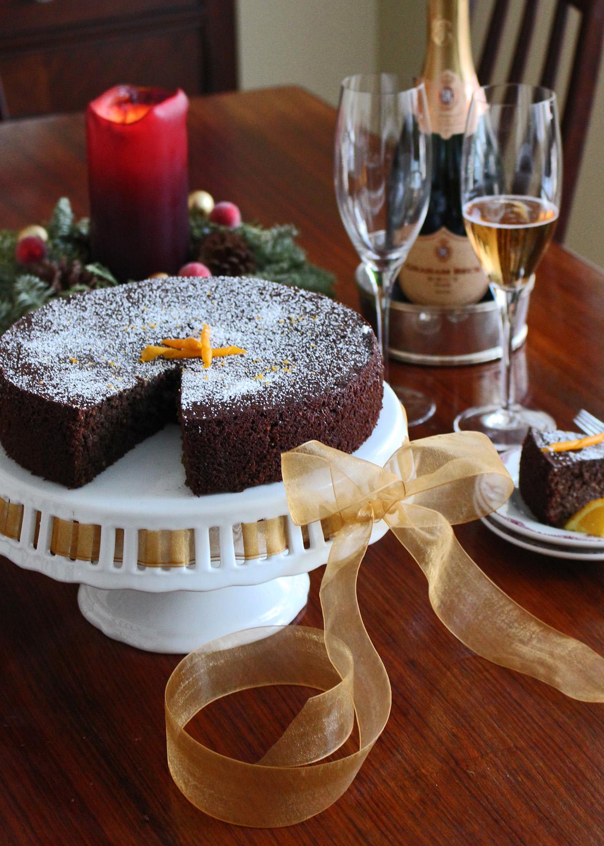 Flourless Orange Cake Nigella Lawson
